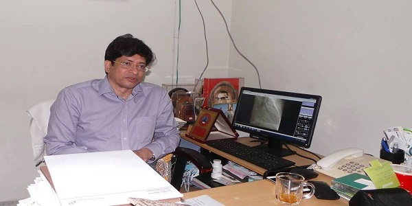 এনজিওগ্রামে ভয় নেই: ডা. লুৎফর রহমান