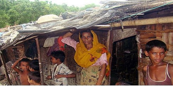 rohingas-camps