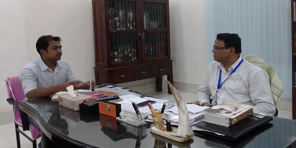 কিসের প্রতিষ্ঠাবার্ষিকী: ঢাকা কলেজ অধ্যক্ষ