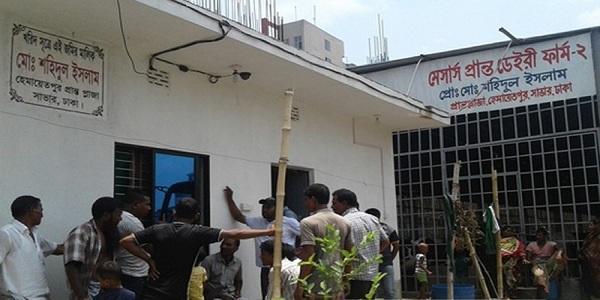 হেমায়েতপুরে ৩ তরুণ হত্যা: মা-প্রেমিক গ্রেফতার
