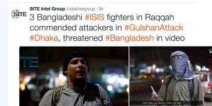 Bangladeshi IS threatened more operations to come