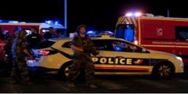 নিস হামলা: আইএস সমর্থকদের উচ্ছ্বাস