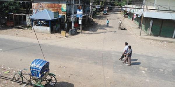 তিন পার্বত্য জেলায় হরতাল চলছে