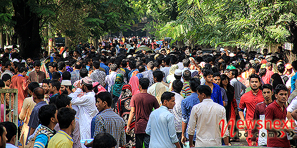 1-crowd-in-dhaka-university-admission-exam-by-rkjan