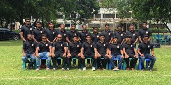 শ্রীলঙ্কায় ইউল্যাব ক্রিকেট দল