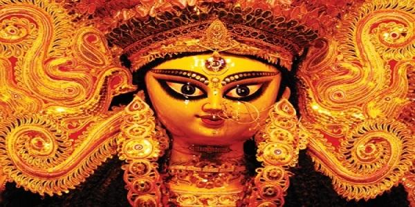 বাংলায় শারদীয়া দূর্গা পূজা