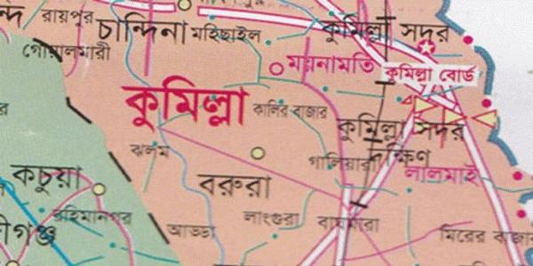 কুমিল্লায় অজ্ঞাত যুবকের গুলিবিদ্ধ লাশ উদ্ধার