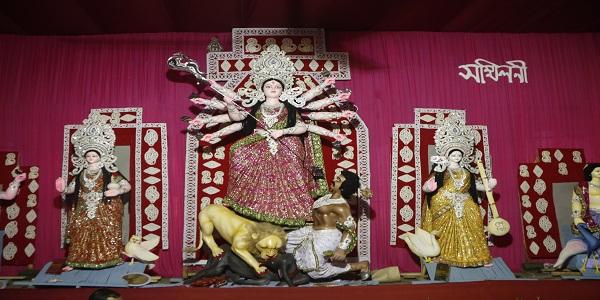 মহানবমী আজ (ভিডিও)