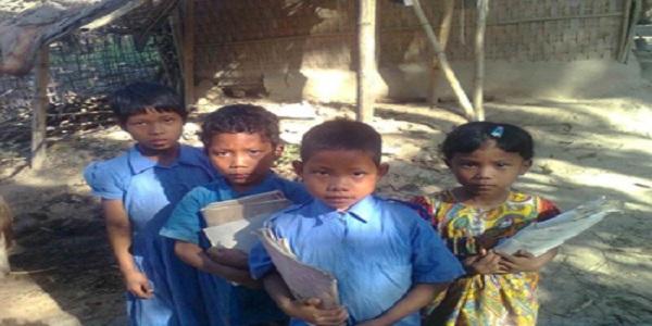 স্কুল নেই, গুটিয়ে যাচ্ছে দুর্গম বগাখালীর শিশুদের স্বপ্ন