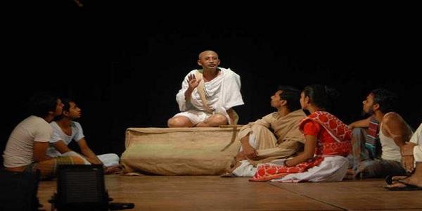 শিল্পকলায় মঞ্চায়িত হবে 'মহাত্মা'