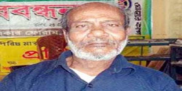 ঝিনাইদহের মুক্তিযোদ্ধা মাহাতাব উদ্দিন চা বিক্রেতা