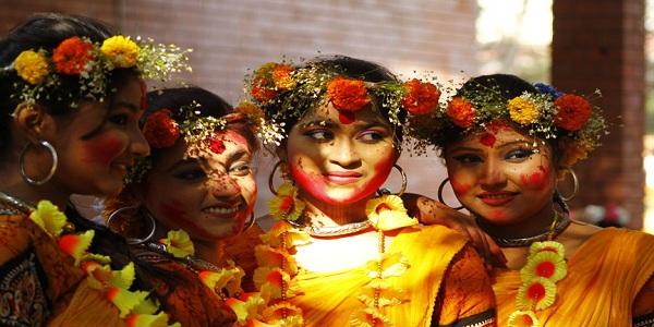 শিল্পকলা একাডেমির ৩ দিনব্যপী বসন্ত উৎসব