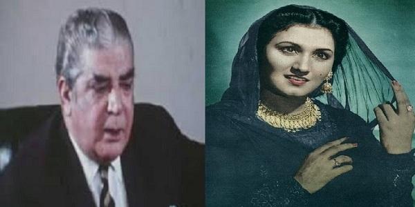 জেনারেল ইয়াহিয়া খান ও তার প্রেমিকারা