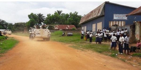 কঙ্গোতে ৪০ পুলিশের শিরশ্ছেদ করল বিদ্রোহীরা