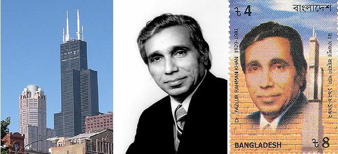 ড. ফজলুর রহমান খান: কীর্তিমান এক বাংলাদেশী