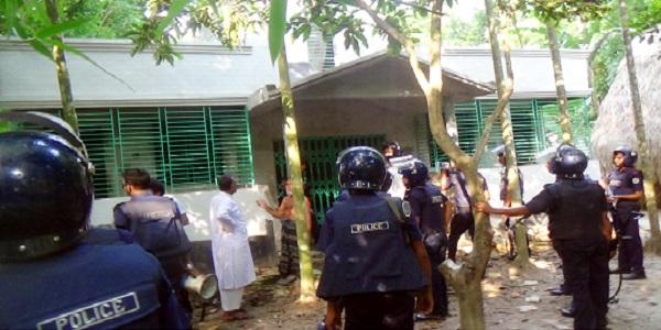 গৌরনদীতে জঙ্গি আস্তানা সন্দেহে 'অপারেশন লাস্ট এপ্রিল'