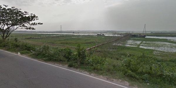 রূপনগর বেড়িবাঁধে মিলল এএসপি মিজানের লাশ