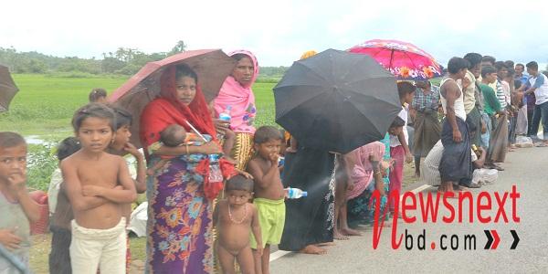 রোহিঙ্গাদের বাড়ি ভাড়ায় পুলিশের নিষেধাজ্ঞা