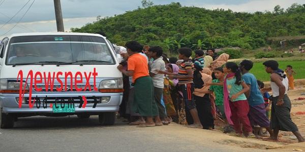 ৫৩ টন ত্রাণ পাঠিয়েছে ভারত