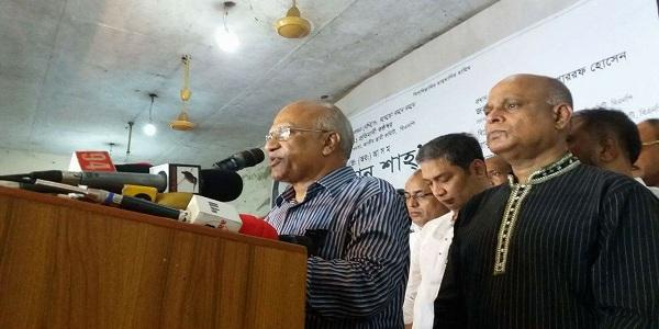 মিয়ানমারকে আন্তর্জাতিকভাবে বয়কটের আহ্বান মোশাররফের