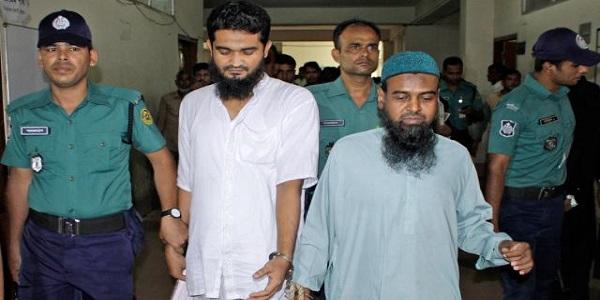 আদালতে বোমা হামলা: চট্টগ্রামে তিন জঙ্গির কারাদণ্ড