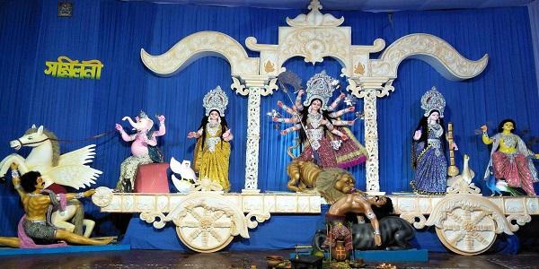 শারদীয় দুর্গোৎসব: ধর্ম যার যার, উৎসব সবার