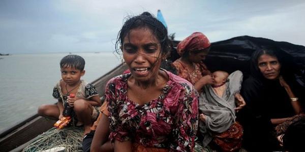 মিয়ানমারের দমন প্রক্রিয়া বাংলাদেশে সমস্যার সৃষ্টি করছে