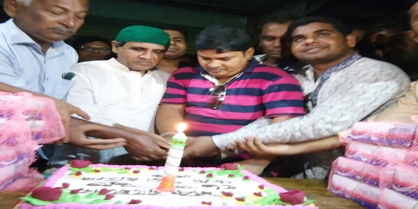 শিবালয়ে শেখ রাসেলের জন্মদিন পালিত