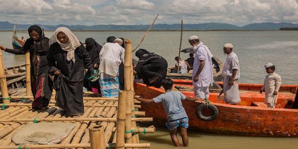 রোহিঙ্গা সংকটের জন্য মিয়ানমারের সেনাবাহিনী দায়ী