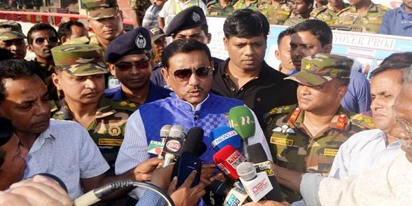 'বিএনপি নির্বাচনে না এলে গণতন্ত্র থেমে থাকবে না'