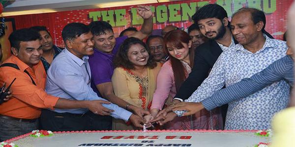 যাত্রা শুরু বাপ্পি-অপুর 'কাঙ্গাল' ছবির
