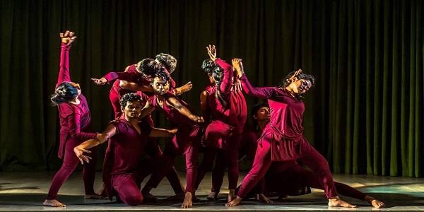 'গ্যোটে ইন্সটিটিউটে' তাহনুন আহমেদীর কোরিওগ্রাফিতে 'রাস'