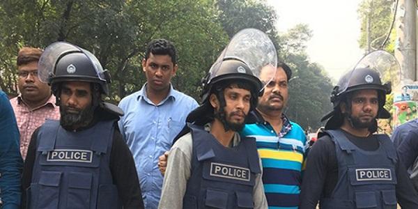 সামাদ তামিম চৌধুরীর সেকেন্ড ইন কমান্ড: পুলিশ