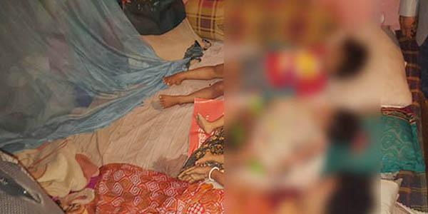 কক্সবাজারে একই পরিবারের চারজনের মৃত্যু