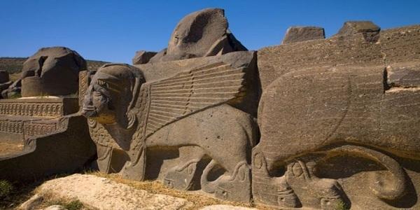 আফরিনে তুর্কি বিমান হামলায় প্রাচীন মন্দিরের ক্ষতি
