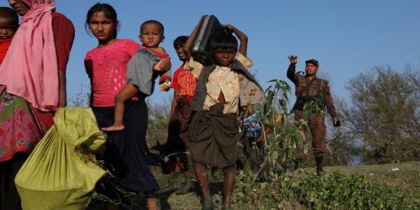 মিয়ানমার সেনাবাহিনী স্বীকৃত রোহিঙ্গা হত্যার তদন্ত দাবি অ্যামনেস্টির