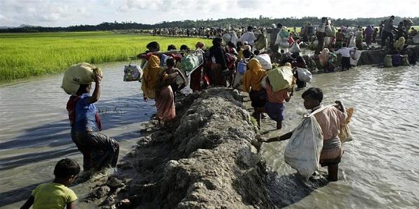 রোহিঙ্গাদের জীবন দুর্বিষহ করে রেখেছে মিয়ানমার কর্তৃপক্ষ
