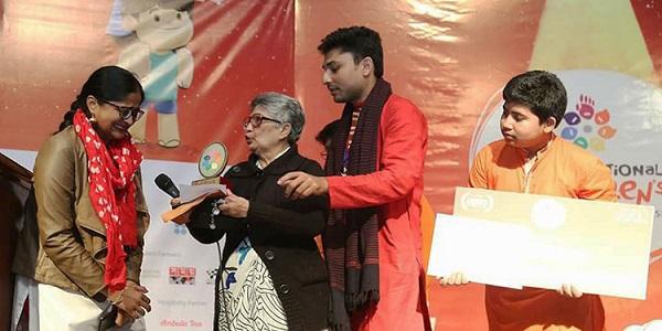 রাবি শিক্ষার্থীদের নির্মিত স্বল্পদৈর্ঘ্য চলচ্চিত্র 'অন্ত্যেষ্টি'র জয়