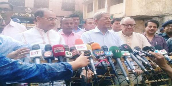 খালেদা জিয়া অত্যন্ত অসুস্থ, ওষুধ কাজ করছে না: মির্জা ফখরুল