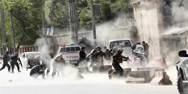 আফগানিস্তানে বোমা হামলায় ৯ সাংবাদিকসহ নিহত ২৯