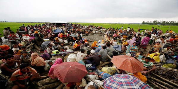 মিয়ানমারে শতাধিক সন্দেহভাজন রোহিঙ্গা গ্রেফতার