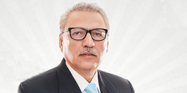 পাকিস্তানের ১৩তম রাষ্ট্রপতি হলেন আরিফুর রেহমান আলভি