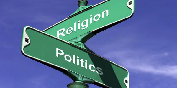 ভীতির মিথ: ধর্ম ভিত্তিক রাজনীতি