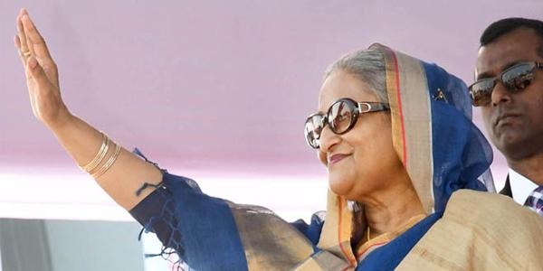 নৌকায় ভোট দিলে উন্নয়ন ও লোকজনের কর্মসংস্থান হবে: প্রধানমন্ত্রী
