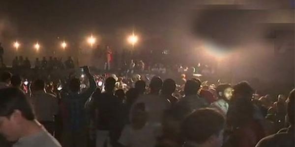 পাঞ্জাবে ট্রেনে কাটা পড়ে অন্তত ৫০ জন নিহত
