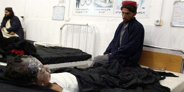 আফগানিস্তানে বিমান হামলায় ২০ বেসামরিক নিহত