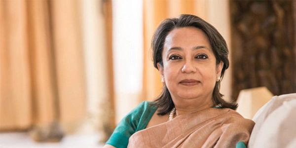 বাংলাদেশে ভারতের নতুন হাইকমিশনার রিভা গাঙ্গুলি