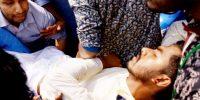 ডাকসু নির্বাচন: ভিপি প্রার্থী নূরের ওপর হামলা