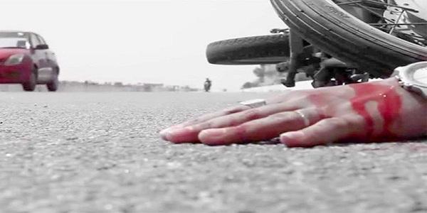 শেওড়াপাড়ায় বাসচাপায় মোটরসাইকেল আরোহী নিহত