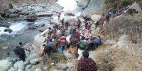 কাশ্মীরে সড়ক দুর্ঘটনায় ১১ শিক্ষার্থী নিহত